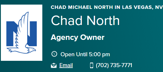 Nationwide Insurance - Chad North